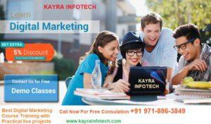 Digital Marketing Course in Tilak Nagar