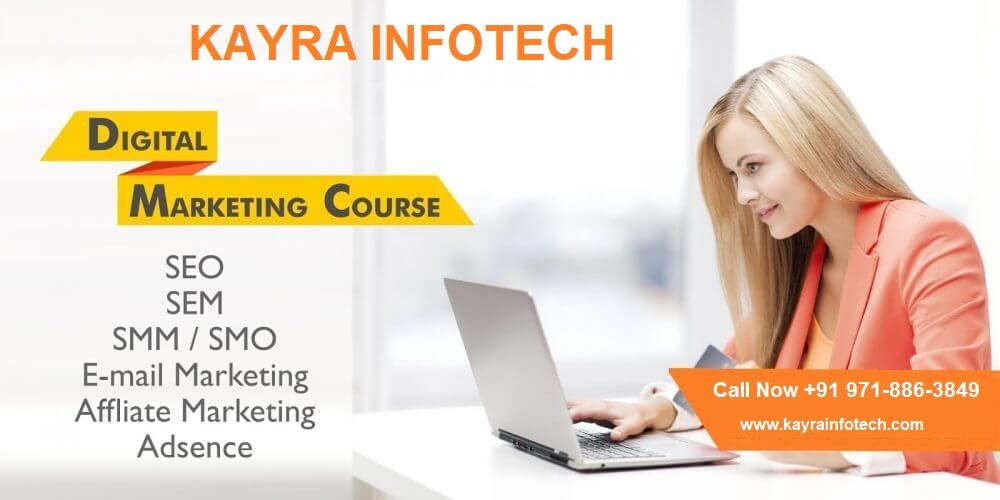 Best Digital Marketing Course Training Institute in Uttam Nagar