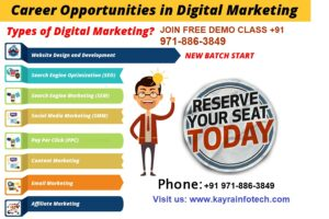 digital marketing course in Najafgarh